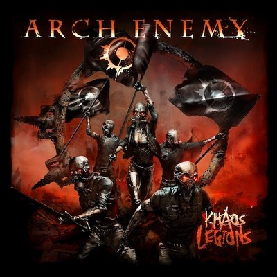 Arch Enemy - Chaos Legions